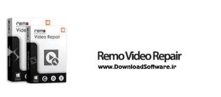 دانلود Remo Video Repair - نرم افزار تعمیر فایل های ویدیویی