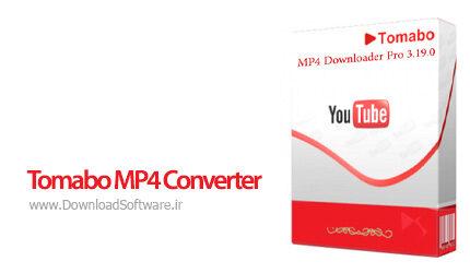 دانلود Tomabo MP4 Converter Pro - نرم افزار تبدیل فیلم ها