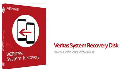 دانلود Veritas System Recovery Disk x64 - نرم افزار تهیه بکاپ و بازیابی اطلاعات