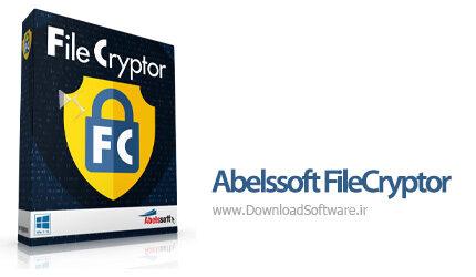 دانلود Abelssoft FileCryptor - نرم افزار رمزگذاری فایل ها و فولدر ها