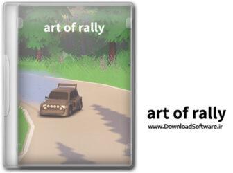 دانلود Art of Rally Heritage بازی هنر رالی برای پلتفرم کامپیوتر