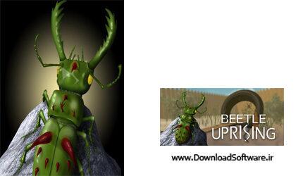 دانلود Beetle Uprising بازی قیام سوسک ها برای کامپیوتر