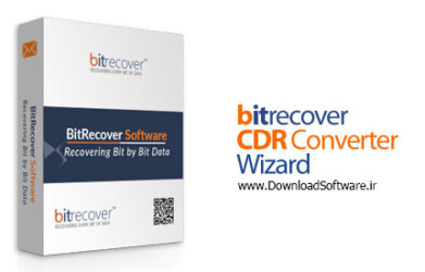 دانلود BitRecover CDR Converter Wizard – مشاهده و تبدیل فرمت CDR
