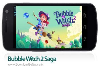 دانلود Bubble Witch 2 Saga – بازی حباب جادوگر 2 اندروید