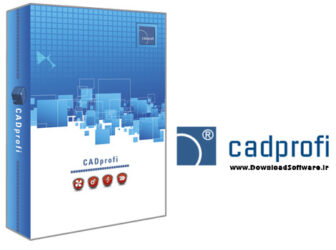 دانلود CADprofi x64 – پلاگین حرفهای طراحی معماری، برق، مکانیک و …