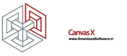 دانلود Canvas X Pro x64 + Portable - نرم افزار طراحی و ویرایش تصاویر