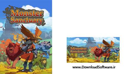 دانلود Monster Sanctuary بازی پناهگاه هیولا برای پلتفرم کامپیوتر