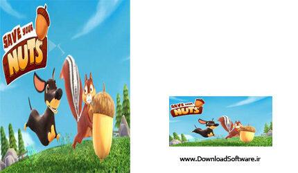 دانلود NUTS - بازی آجیل برای پلتفرم کامپیوتر