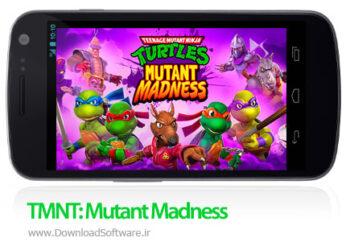 دانلود بازی TMNT: Mutant Madness – لاکپشتهای نینجا: دیوانگی جهشیافته برای اندروید