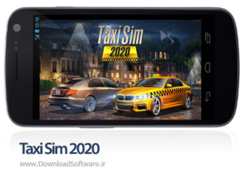 دانلود بازی Taxi Sim 2020 – شبیهساز تاکسی 2020 برای اندروید + دیتا + نسخه بی نهایت