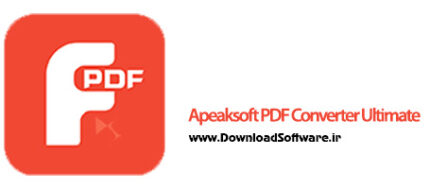 دانلود Apeaksoft PDF Converter Ultimate - نرم افزار تبدیل فایل های پی دی اف