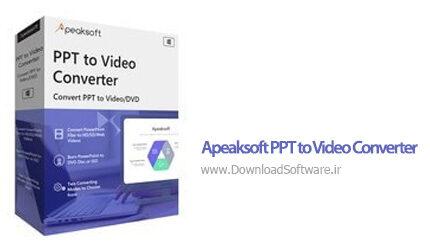 دانلود Apeaksoft PPT to Video Converter نرم افزار تبدیل فایل PPT به ویدیو
