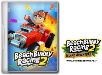 دانلود بازی Beach Buggy Racing 2: Island Adventure برای PC