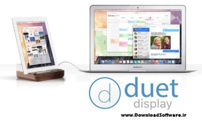 دانلود Duet Display Win/Mac/Android/iPhone – استفاده از اندروید و آیفون در مانیتور