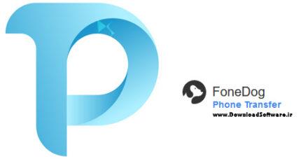 دانلود FoneDog Phone Transfer – برنامه انتقال اطلاعات بین گوشی های موبایل و کامپیوتر