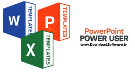 دانلود Power-User for PowerPoint and Excel – قالب های آماده برای پاورپوینت و اکسل