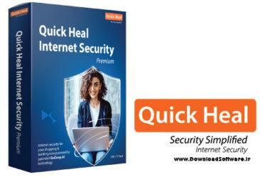 دانلود Quick Heal Internet Security x86/x64 – کوئیک هیل اینترنت سکیوریتی