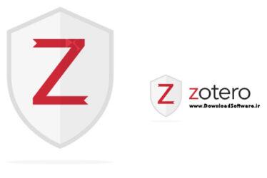 دانلود Zotero Win/Mac/Linux – زوترو نرم افزار مدیریت اسناد و تحقیقات