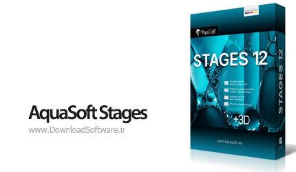 دانلود AquaSoft Stages – نرم افزار ویرایش و ساخت پروژه های چند رسانه ای