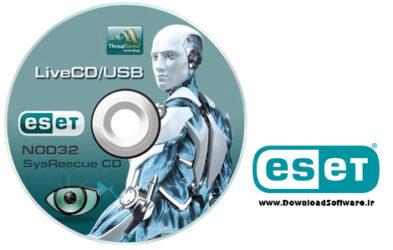 دانلود ESET SysRescue – دیسک نجات فوق پیشرفته نود 32