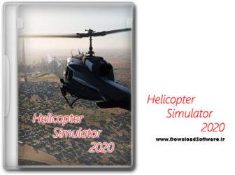 دانلود بازی Helicopter Simulator 2020 برای PC