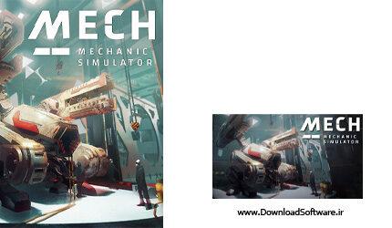 دانلود بازی Mech Mechanic Simulator برای PC