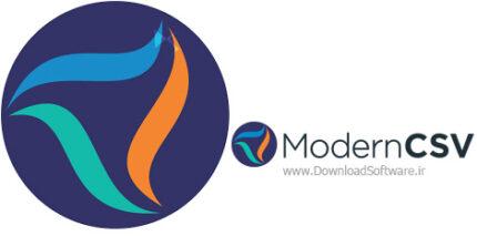 دانلود Modern CSV x64 – نرم افزار ویرایش آسان فایلهای سیاسوی (CSV)