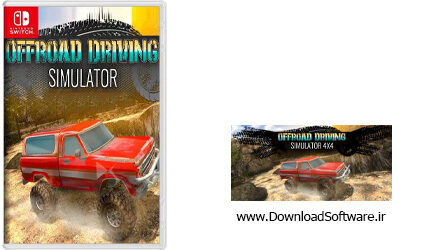 دانلود بازی Offroad Driving Simulator 4×4 برای PC