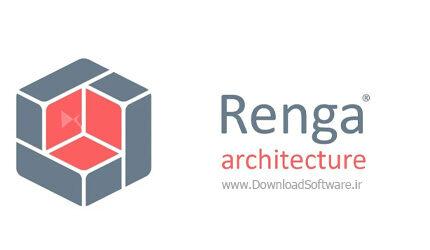 دانلود Renga Architecture x64 - نرم افزار مدلسازی اطلاعات ساختمان