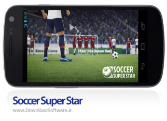 دانلود بازی Soccer Super Star 0.0.59 – فوق ستاره فوتبالی برای اندروید + نسخه بی نهایت
