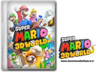 دانلود بازی Super Mario 3D World برای PC