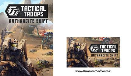 دانلود بازی Tactical Troops Anthracite Shift برای کامپیوتر