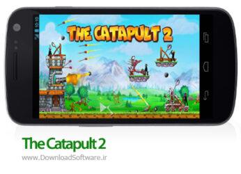 دانلود بازی The Catapult 2 – شبیهساز منجنیق 2 برای اندروید + نسخه بی نهایت