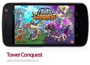 دانلود بازی Tower Conquest – فتح برج برای اندروید + نسخه بی نهایت
