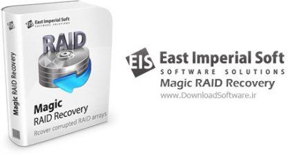 دانلود East Imperial Soft Magic RAID Recovery – نرم افزار بازیابی اطلاعات Raid