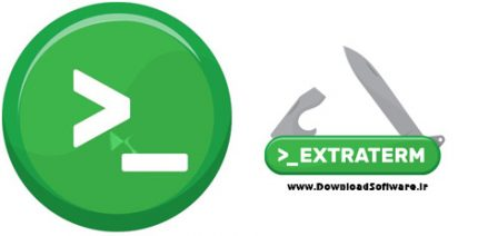 دانلود Extraterm – نرم افزار خط فرمان جایگزین برای ویندوز
