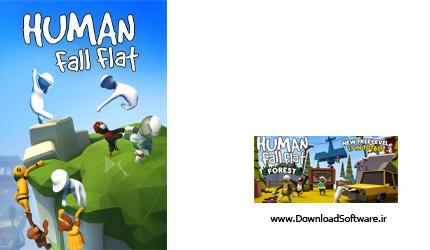 دانلود بازی Human Fall Flat Forest برای PC