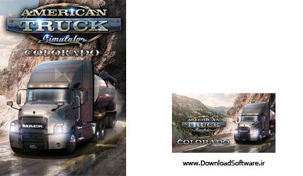 دانلود بازی American Truck Simulator برای کامپیوتر