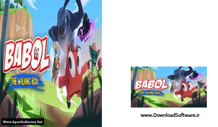 دانلود بازی Babol the Walking Box برای PC