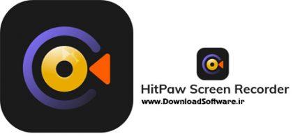 دانلود HitPaw Screen Recorder - نرم افزار تصویر برداری از صفحه نمایش کامپیوتر