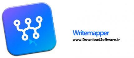 دانلود Writemapper - نرم افزار ترسیم نقشه ذهنی
