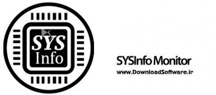 دانلود SYSInfo Monitor – برنامه نمایش اطلاعات کامل سیستم