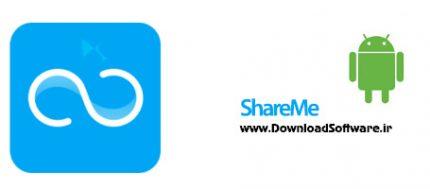 دانلود ShareMe – #1 file sharing & data transfer app