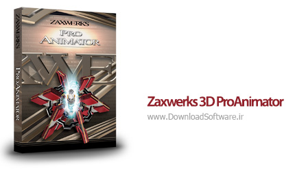 دانلود Zaxwerks 3D ProAnimator – برنامه انیمیشن سازی سه بعدی