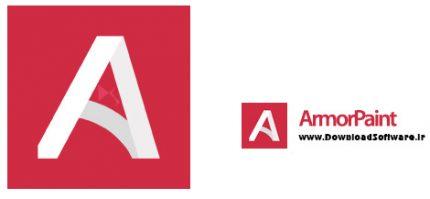 دانلود ArmorPaint – نرم افزار تکسچر پینتینگ مدلهای 3 بعدی