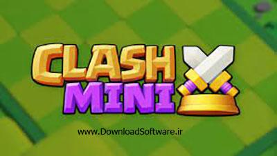 دانلود کلش مینی Clash Mini بازی استراتژیک آنلاین اندروید