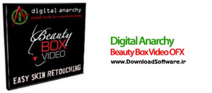 دانلود Digital Anarchy Beauty Box Video - رتوش صورت در فیلم برای افترافکت و پریمیر