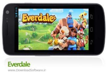 دانلود اوردیل Everdale بازی کشاورزی آنلاین اندروید