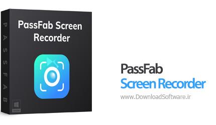 دانلود PassFab Screen Recorder – نرم افزار تصویر برداری از صفحه کامپیوتر
