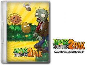دانلود بازی Plants vs Zombies 2 برای کامپیوتر